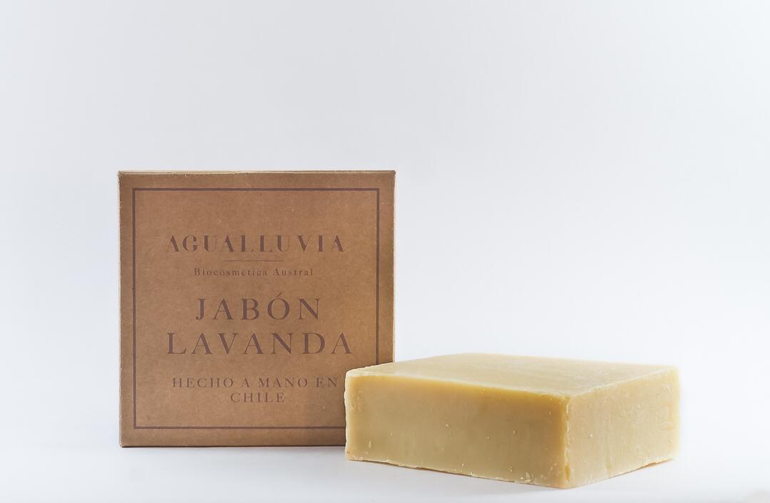 Jabón Lavanda - Espacio Granel